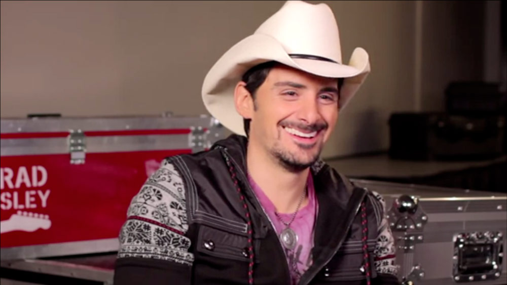 Brad Paisley On the Record