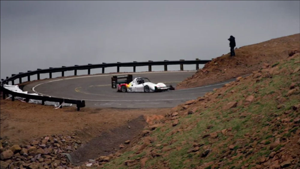 The 91st Running of the Pikes Peak