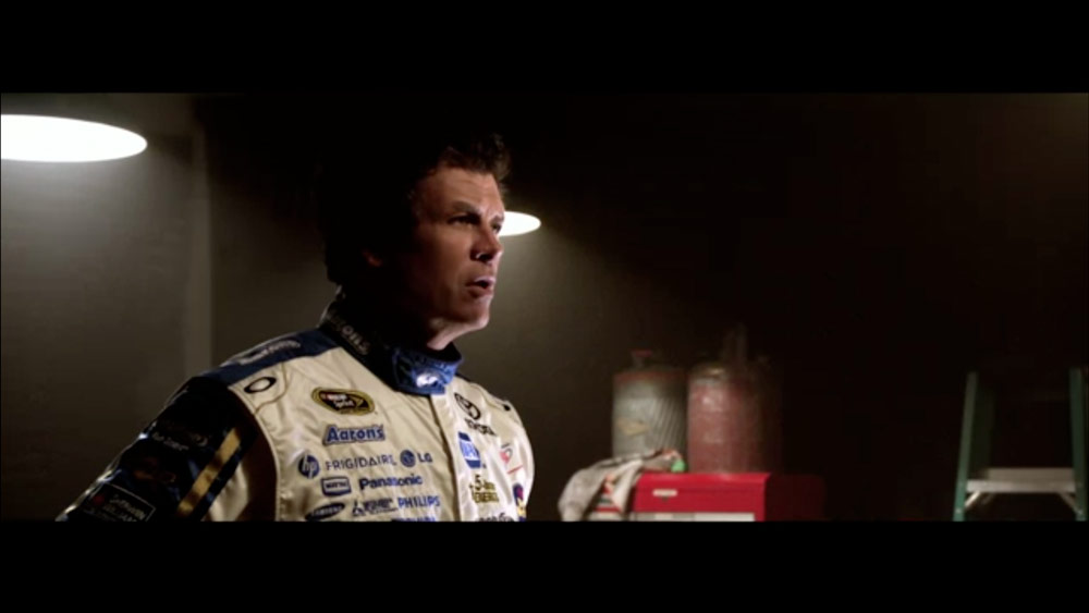 Michael Waltrip Trailer